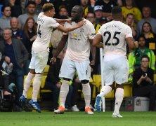 Video: Watford vs Manchester United