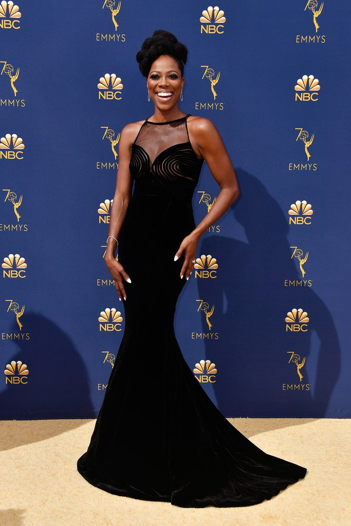 Image result for yvonne orji at emmys