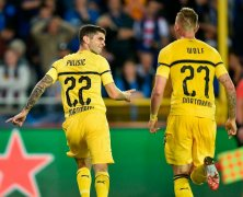 Video: Club Brugge vs Borussia Dortmund