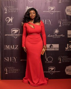 Yvonne Okoro (Hottest female celebrities in Ghana)