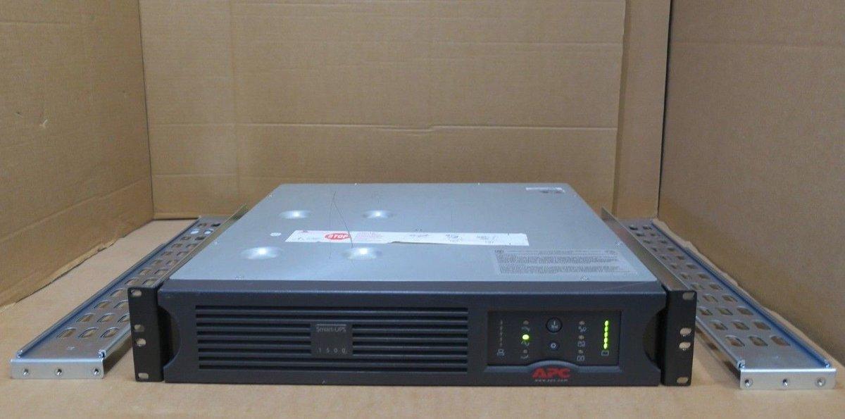 apc smart ups 1500 1500va 980w 2u