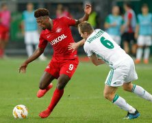 Video: Rapid Wien vs Spartak Moskva