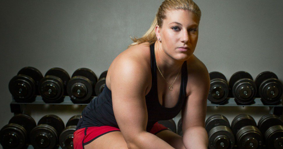 """Kayla Harrison Reacts After Dana White Says She's Not Ready For The UFC: """"I'm Ready To Meet The Best In The World"""""""