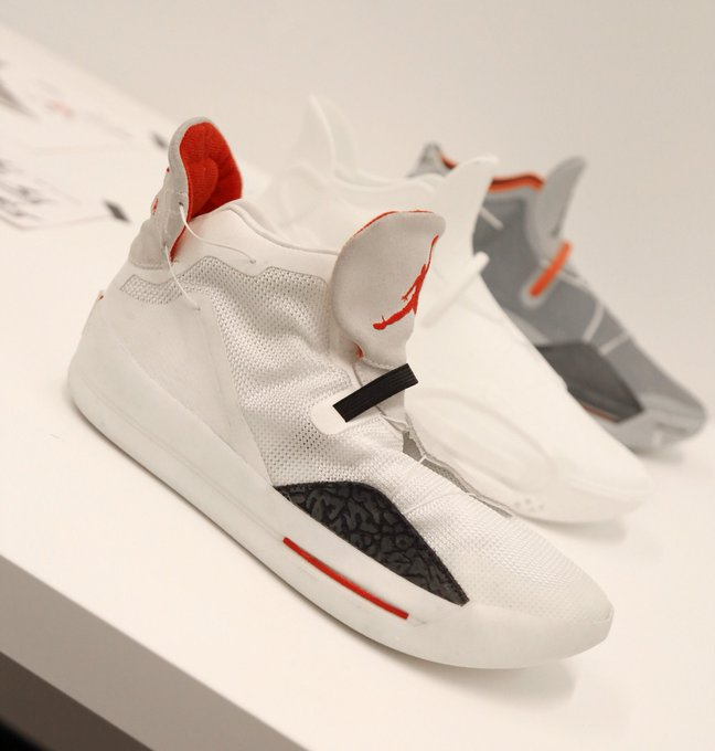 Here s a look at early sketches and samples of the Air Jordan 33     Here s a look at early sketches and samples of the Air Jordan 33  with an