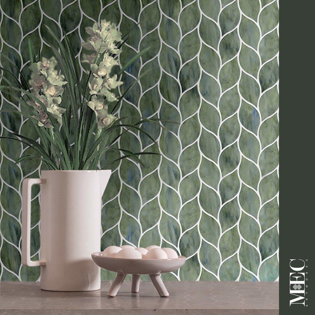jade glass cut precisely