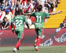 Video: Rayo Vallecano vs Deportivo Alaves