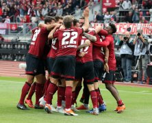 Video: Nurnberg vs Hannover 96