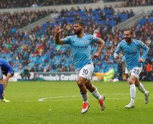 Video: Cardiff City vs Manchester City
