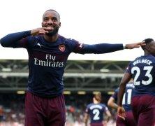 Video: Fulham vs Arsenal