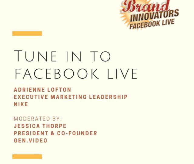 Live From Brand Innovators Women In Marketing Summit Tune In Now Https Www Facebook Com Brandinnovators Videos  Pic Twitter Com