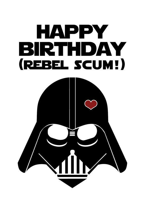Happy Birthday Memes On Twitter Happy Birthday Starwars Birthday Fan Darthvader Thelastjedi