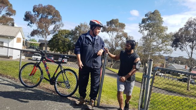 test Twitter Media - Zoran's trying to quit smoking, improve his health, lifestyle choices & rides on the #MauriceKirbyVelodrome several times per week & enjoys interacting with #NoblePark locals. He hopes @greaterdandy will keep the velodrome, a place where he has made many friends & many memories https://t.co/6eOpe3pNgl