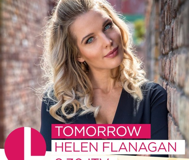 Corrie Star Helenflanagan1 Joins Reallorraine Tomorrow Morning To Chat All About Becoming A Mum For The Second Time As She Introduces Us To Baby Delilah
