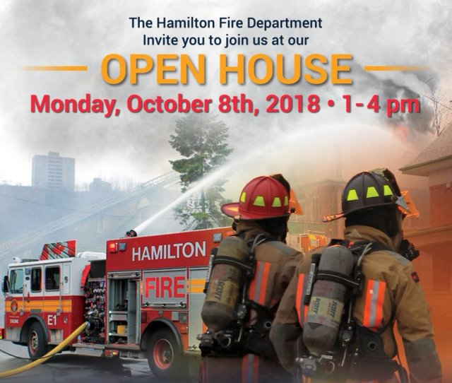 City Of Hamilton On Twitter Thanksgiving Monday Enjoy A Rare Open House Of The Hamiltonfiredep Training Facility As We Kick Off Firepreventionweek