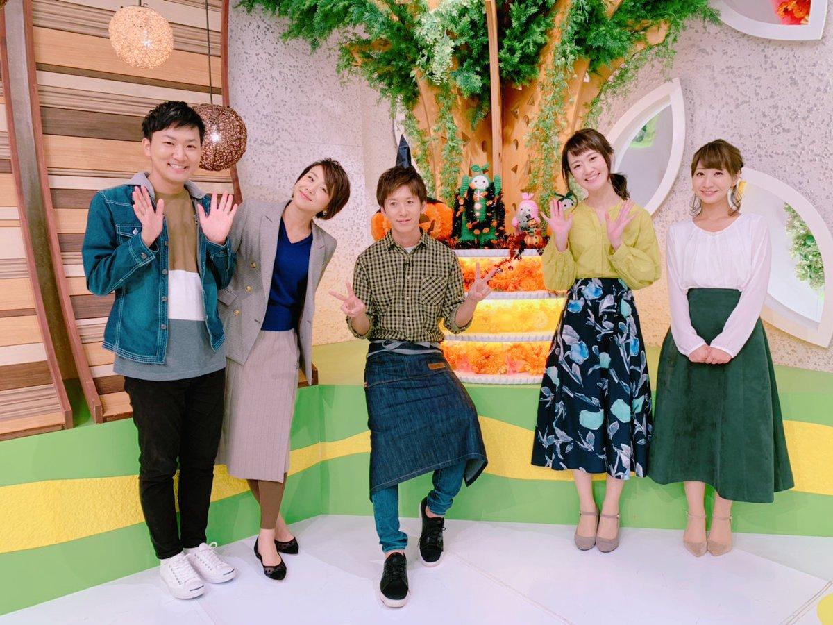 test ツイッターメディア - 石川テレビ「リフレッシュ」 本日も生出演してきました!! 「パーティニラ玉炒め」どうでしたか?気になるネーミングですよね。本日は、このあとNHK総合「ニュースシブ5時」では、「パーティオムライス」を紹介します笑 https://t.co/ddSvQbKwAt