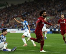 Video: Huddersfield Town vs Liverpool