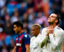 Video: Real Madrid vs Levante