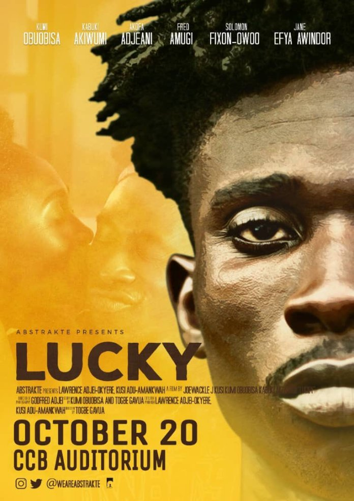 Image result for lucky movie ghana