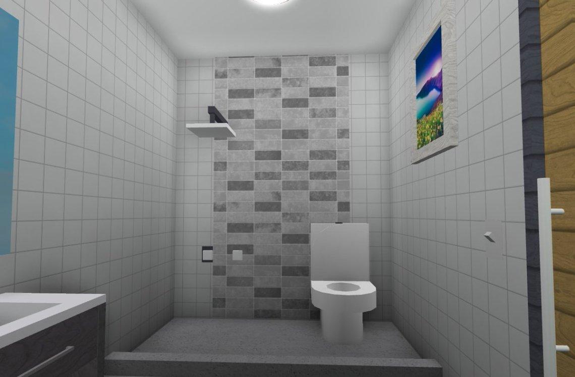 Modern Bathroom Bloxburg - Best Bathroom Ideas