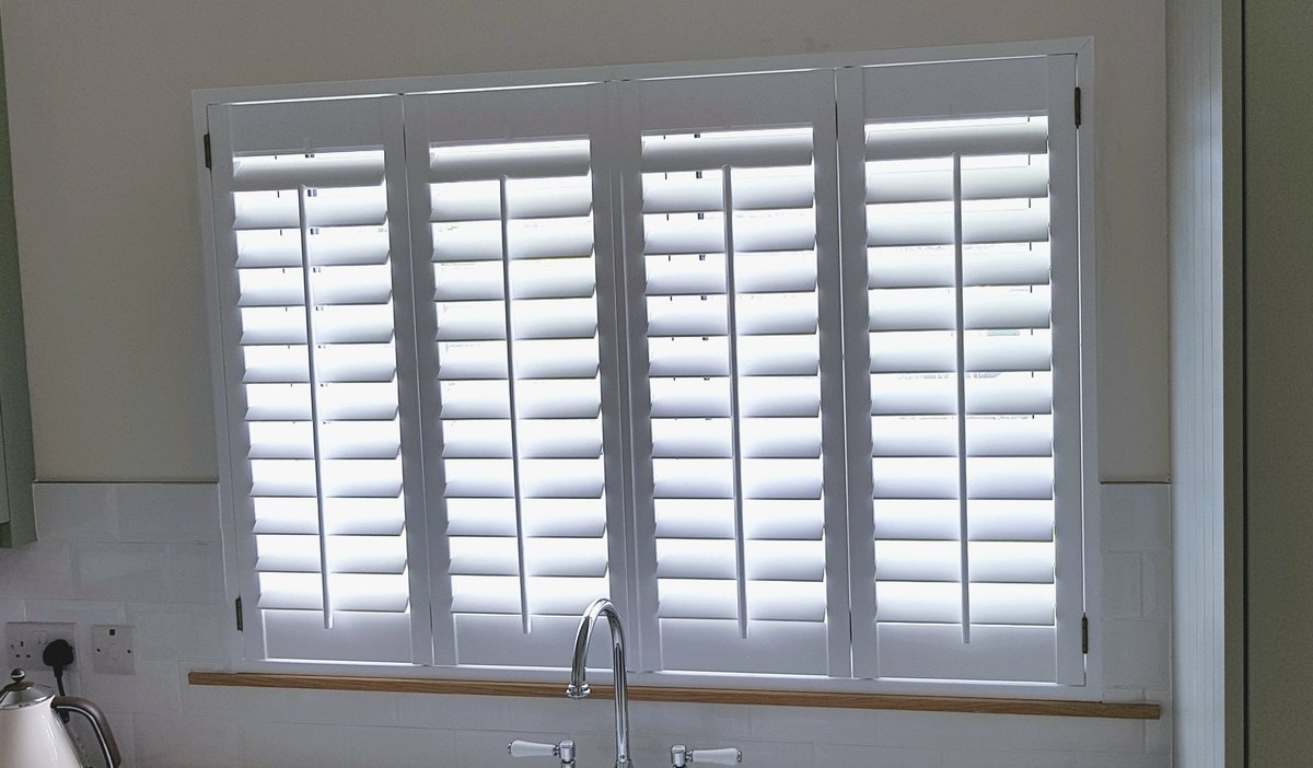 Brantry Blinds على تويتر Wee Classic Shutter Fitted This
