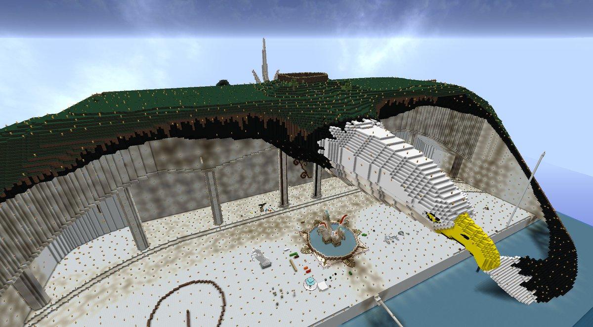 Brunoelnono V Twitter Minecraft Starseedcraft Survie 7 Ans Que Je Construis Ma Maison Construction Montagne Aigle Https T Co Vjir091af5 Https T Co 2nigomwvfw