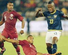 Video: Qatar vs Ecuador