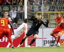 Video: Bỉ vs Thụy Sĩ