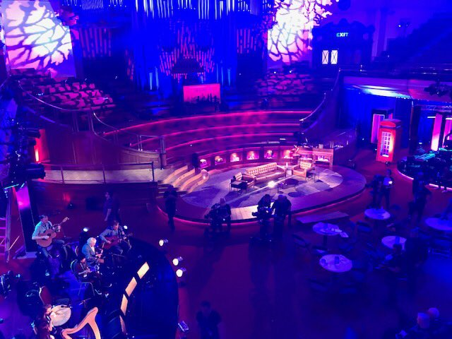 test Twitter Media - We had a great few days in London working with @RTELateLateShow crew for their London Special from the spectacular @CentralHall & it was lovely to work with our colleagues  @ctvob this time too! #LateLateShowlondon #LateLate https://t.co/rWejGSGn3l