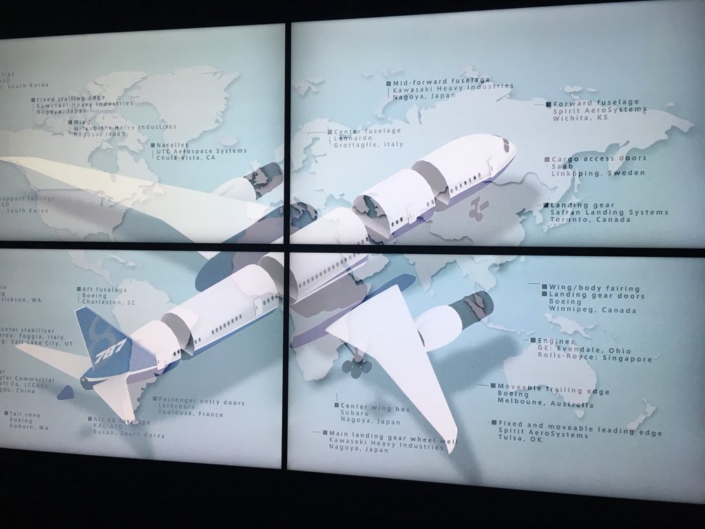 test ツイッターメディア - フライト オブ ドリームズ 1階の有料エリア フライトパークは、基本 お子様中心の施設かな?ボーイングは100周年のイベントもそうだったし、ボーイングの施設を参考にした あいち航空ミュージアム も 将来 航空業界に興味を持ってもらう為の意味が多い気がします https://t.co/2B65JH3UB8