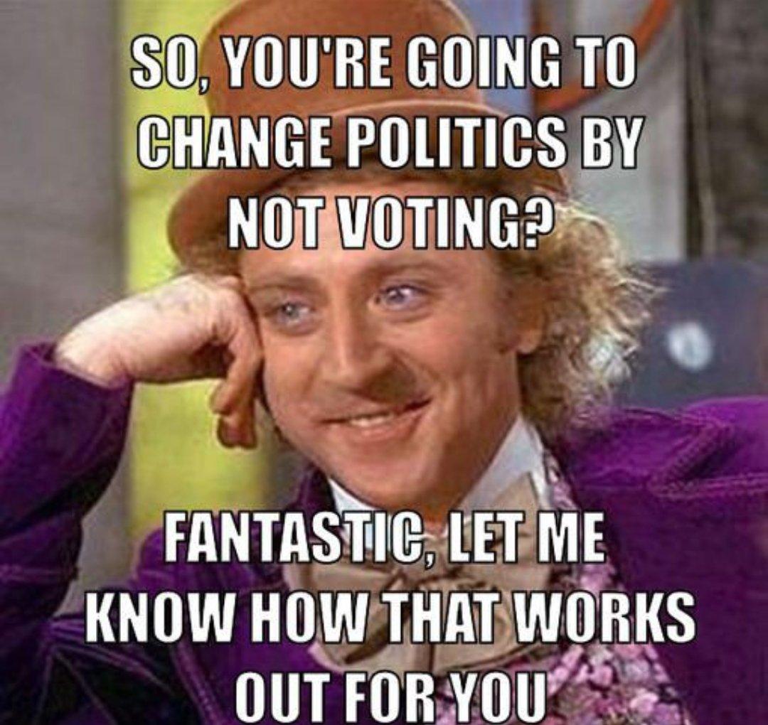 Delaney Tarr On Twitter Send Me Voting Memes