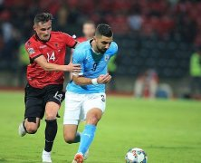 Video: Israel vs Albania