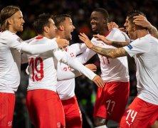 Video: Iceland vs Thụy Sĩ