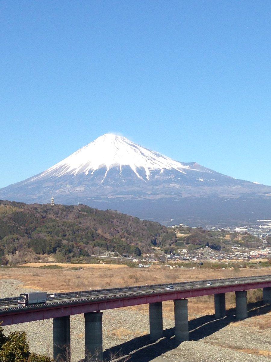 test ツイッターメディア - @debukonfire @shiorindayo_n 東名高速、第2東名高速も富士山が見れます。 https://t.co/tudEkOO7IR