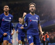Video: Chelsea vs Derby County