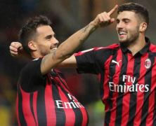 Video: AC Milan vs Genoa