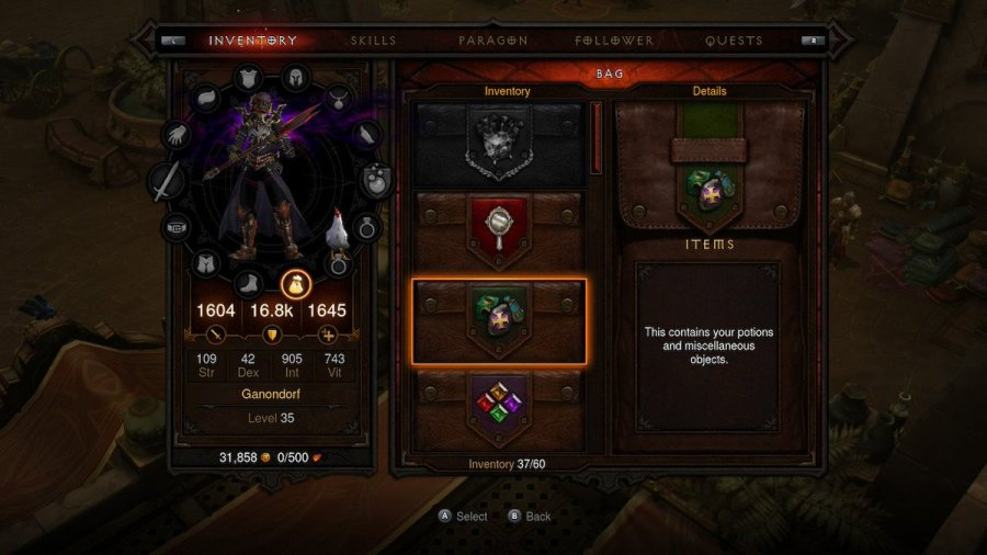 Guide] How To Use amiibo In Diablo III: Eternal Collection