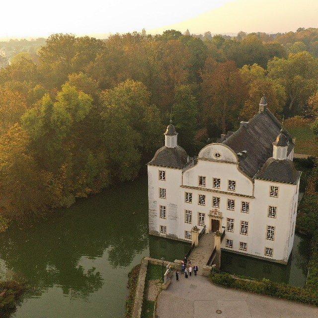 Heiraten Schloss Borbeck Andreas Zabel Fotografie