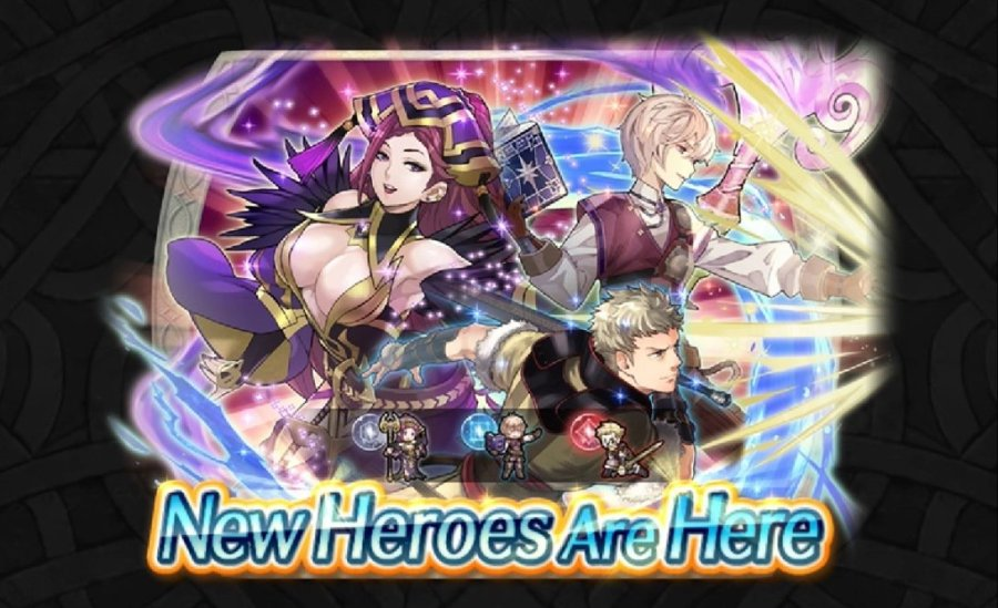 Fire Emblem Heroes Brave Redux