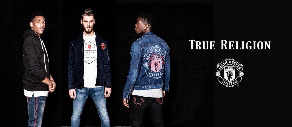 True Religion Manchester United