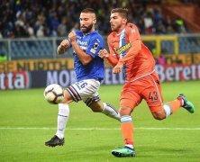 Video: Sampdoria vs Sassuolo