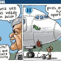 A volar aviones...