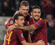Video: AS Roma vs CSKA Moskva