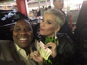 STORM 98 5 » Katy Perry Caught Mega Millions Fever