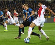 Video: Club Brugge vs Monaco