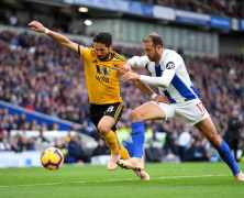 Video: Brighton & Hove Albion vs Wolverhampton Wanderers