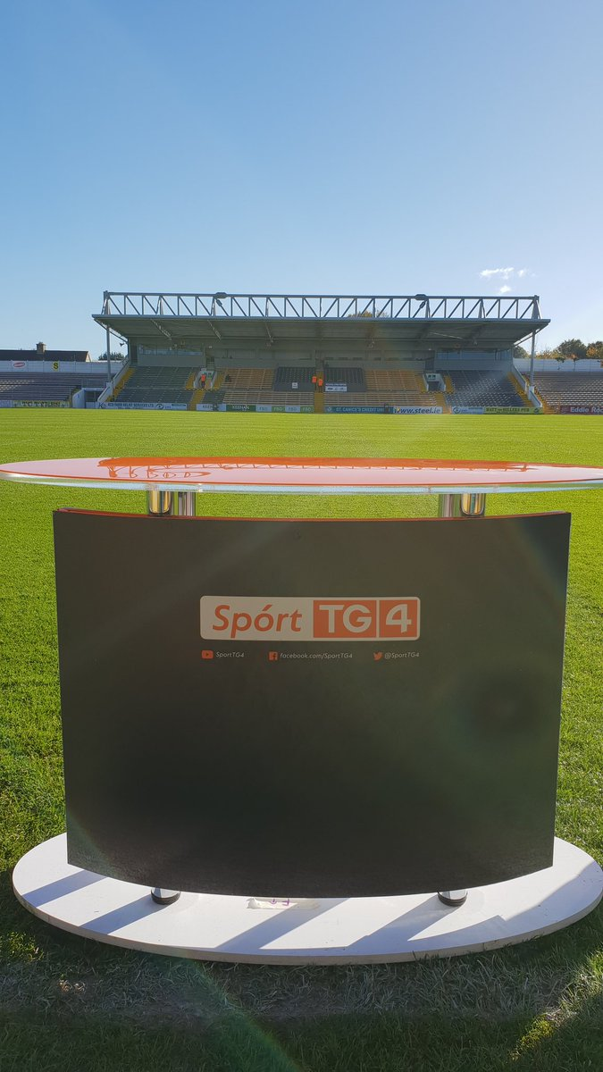test Twitter Media - Blue skies at Nowlan Park, for Kilkenny Senior Hurling County Final. Watch live on @SportTG4 @GAA_BEO now. Throw in 3pm.  @nemetontv https://t.co/NzXL0RsAlU