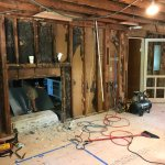 Shaw Remodeling On Twitter Demo In This Niantic Kitchen