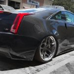 Cor Wheels On Twitter Cadillac Cts V Coupe On 20in Cor Special Light And Deep Concave Centers Floating Over Step Lips Semaafterparty Madeinamerica Madeintheusa Madeindade Luxurycars Cadillac Cadillaccts Wemakewheels Customwheels Wheels