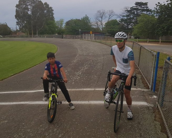 test Twitter Media - Great to see so many locals, especially kids, enjoying Maurice Kirby velodrome in Noble Park, originally constructed in early 1960s by NP cycling club + residents.  Who was Maurice Kirby? Read about this legendary larger than life Noble Park resident  https://t.co/hgvztX5upN https://t.co/KUuMKQvz0J