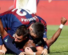 Video: Eibar vs Deportivo Alaves